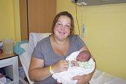 Malý Marek manželů Lucie a Ladislava Šušlových se narodil 8. července v 19.54 sváhou 3510 gramů a mírou 50 centimetrů. Doma ve Vlašimi se na něj již těší bratříček Matěj (8).