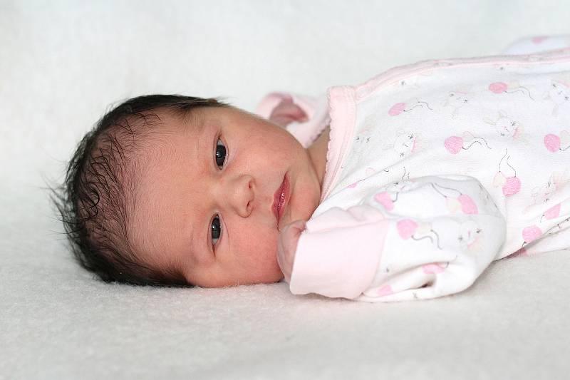 Julie Hulcová se narodila 14. července 2021 v Příbrami. Vážila 3690g. Doma v Dobříši ji přivítali maminka Gabriela a tatínek Vít.
