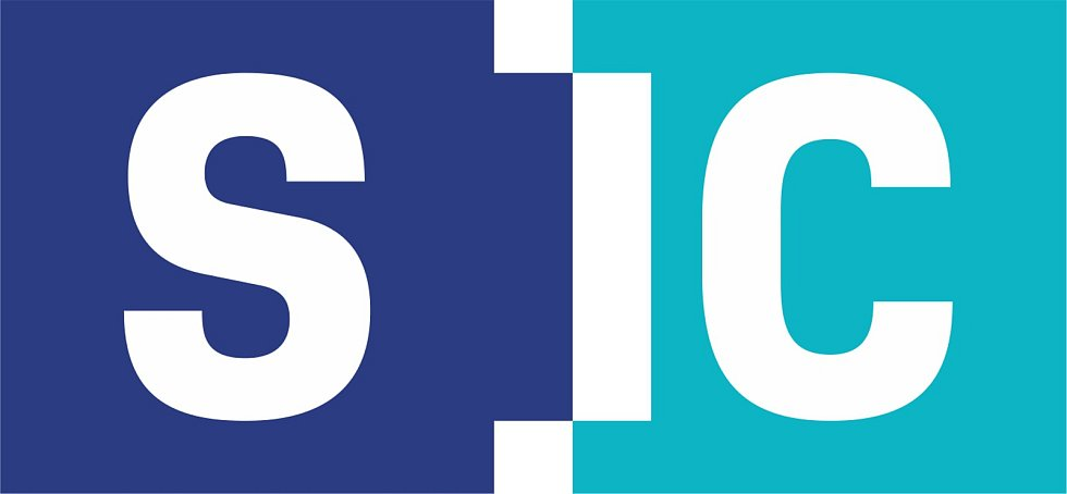 Logo Středočeského inovačního centra.