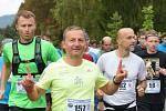 Z Posázavského půlmaratonu 2019.