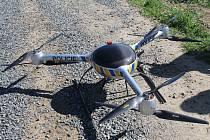 Drony, které pro dozor v CHKO Brdy začíná používat Policie ČR jsou prvním takovým technickým prostředkem v rámci celé České republiky.