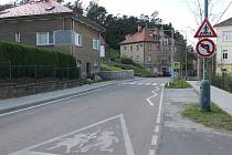 Tak podobně, ale s novým povrchem vozovky, bude Benešovská ulice vypadat už na konci září.