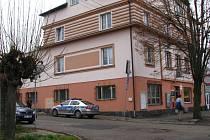 Prvotní šetření vloupání do chat ve Vysoké Lhotě mělo na starosti čerčanské obvodní oddělení PČR.