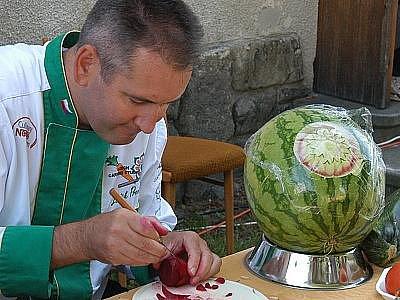 Čerčanské ochutnávání 2010.