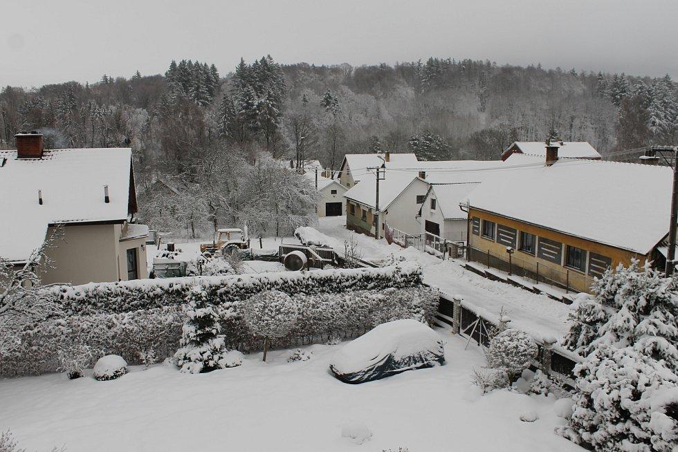 Česká Sibiř nezískala svůj název bezdůvodně. Sněhu je tady každou zimu požehnaně a drží se vždy déle než na jiných místech Čech.