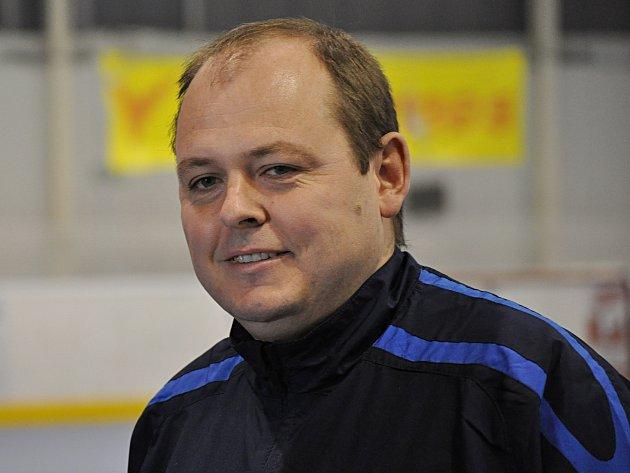 Václav Čičatka, trenér hokejbalistů Vlašimi