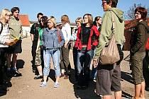Ilustrační foto: Studenti se připravují na cestu