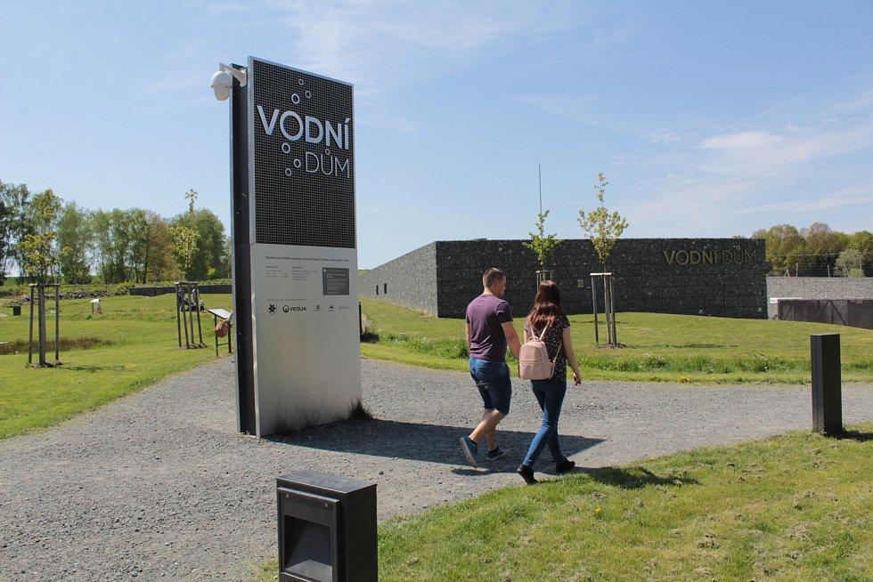 Akce, která ve Vodním domě podpořila ČSOP Vlašim, měla u veřejnosti úspěch.