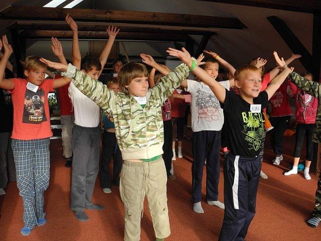 Tábor ve městě podpořil kontakt dětí s přírodou