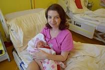 Eliška Radzíková se Andree Korpové a Eriku Radzíkovi narodila v benešovské nemocnici 10. října 2021 v 5.31 hodin, vážila 2600 gramů. Rodina bydlí v Říčanech.