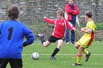 Okresní derby mezi staršími žáky vyhráli Sedleckoprčičtí, u mladších naopak Votičtí.