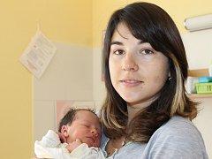 Malá Patricie se narodila 9. srpna v 19.40. Při příchodu na tento svět vážila 3,11 kilogramu a měřila 47 centimetrů. Z prvorozené dcery se radují rodiče Lucie Žaloudková a Zbyněk Jamečný z Jestřebic u Votic.