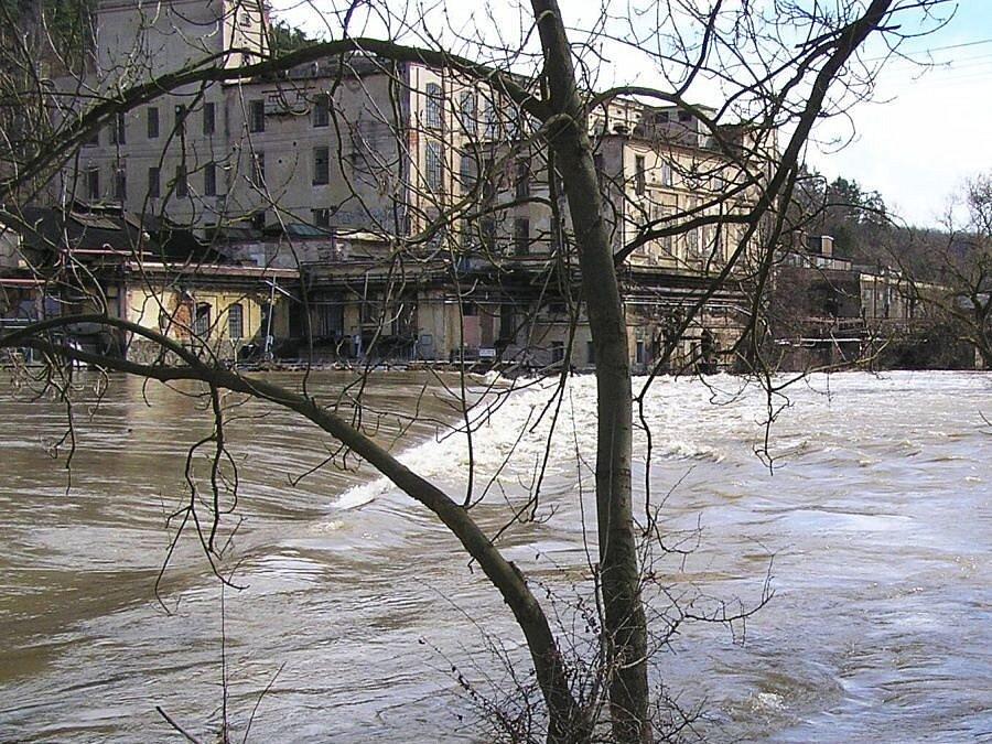 Týnec nad Sázavou 30. března 2006