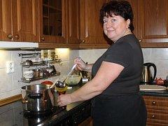 Jana Rošková z Krhanic získala značku regionální produkt za své džemy.