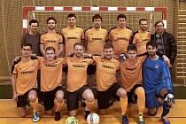 Tenisáci Benešov - nový přeborník okresu Benešov ve futsale pro ročník 2018/19.