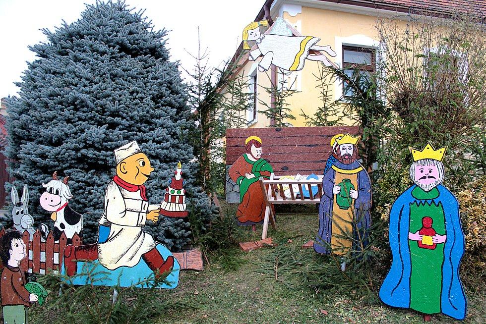 Betlém v Jankově.