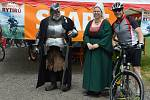 Blaničtí cyklorytíři tentokrát startovali v Načeradci.
