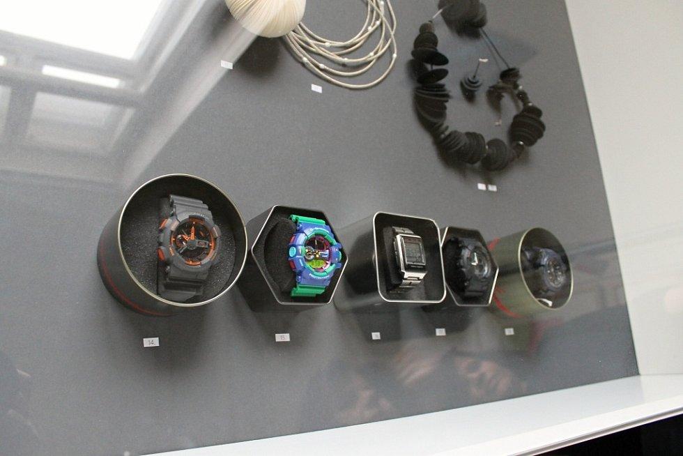 Muzeum umění a designu Benešov, 25. ledna 2017.