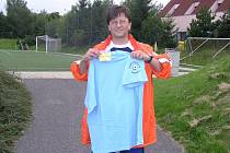 Martin Chrpa z Benešova, zvítězil ve 3. kole Fortuna ligy Benešovského deníku a získal stokorunovou poukázku od sázkové kanceláře Fortuna a tričko.