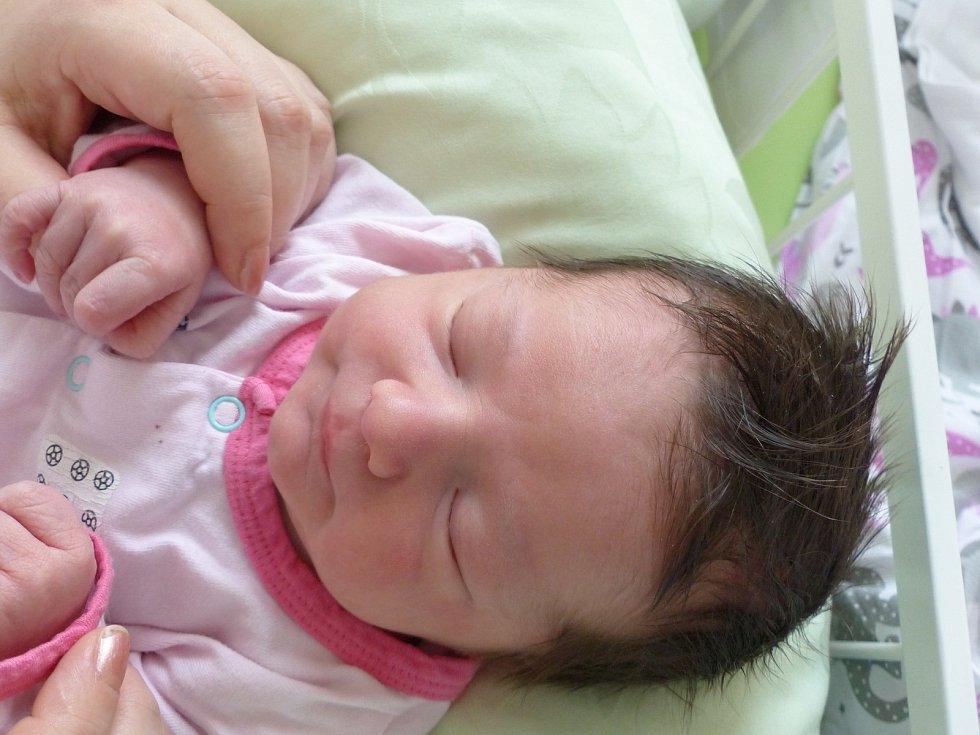 Mia Zápotocká se narodila 7. dubna 2021 v kolínské porodnici, vážila 3300 g a měřila 51 cm. V Kolíně bude vyrůstat s maminkou Petrou a tatínkem Petrem.