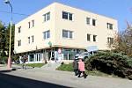 Ředitelství Nemocnice Rudolfa a Stefanie v Benešově.
