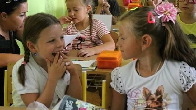 Zahájení školního roku v Benešově.