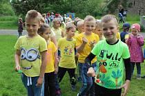Den dětí v Divišově.