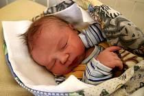 Tobiáš Vrkoslav se narodil 11. března 2020 v havlíčkobrodské porodnici. Vážil 3790 gramů. Bydlet bude v Dolních Kralovicích.