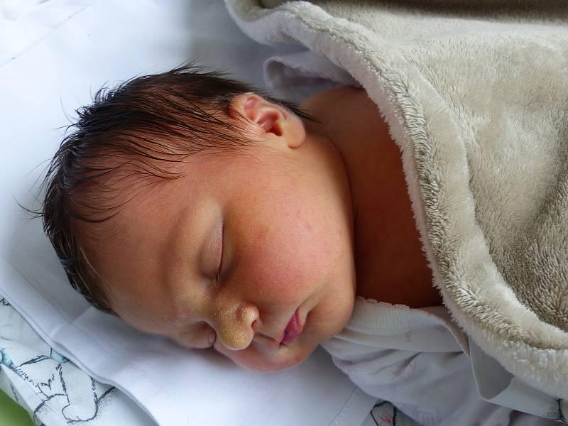 Eva Zelinková se narodila 19. července 2021 v kolínské porodnici, vážila 3770 g a měřila 52 cm. Do Zásmuk odjela s maminkou Michaelou a tatínkem Marcelem.