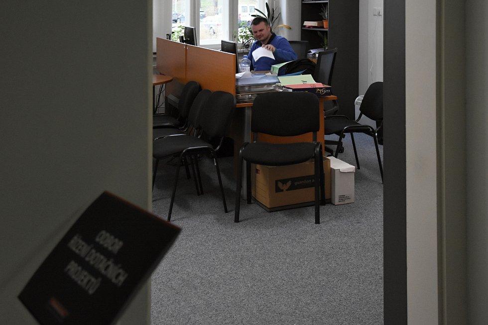 Adventní den otevřených dveří se v sobotu premiérově uskutečnil na Krajském úřadu Středočeského kraje ve Zborovské ulici na pražském Smíchově.