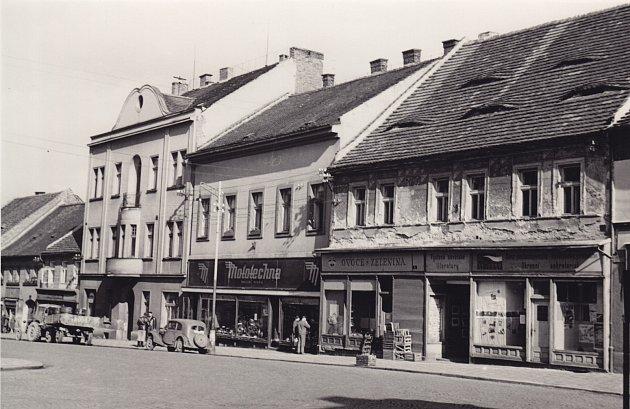 Dům právníka Františka Veselého padl za minulého režimu.