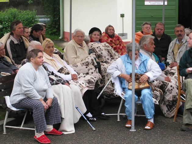 Domov pro seniory ve Vlašimi slavil deset let od svého vzniku
