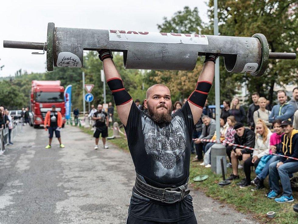Strongman Josef Ulbrich
