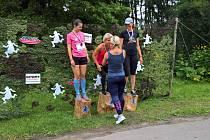 Běžci na Konopišti vybrali 14 tisíc korun  pro Anežku.