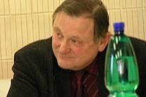 Končící tajemník týnecké radnice Zdeněk Hanč