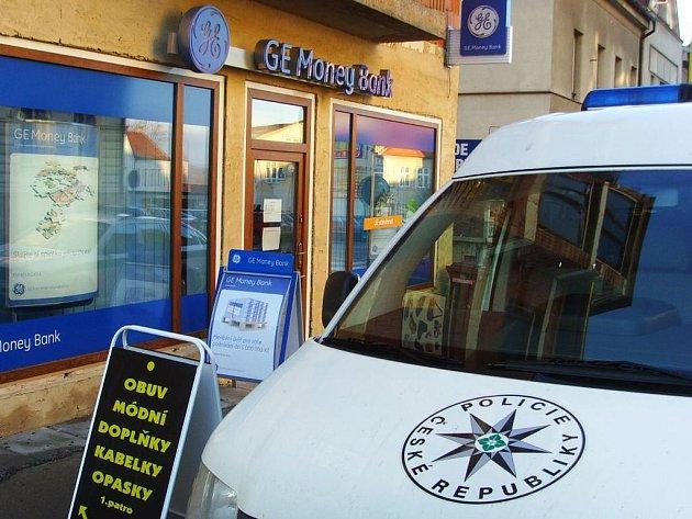 Nově otevřená pobočka GE Money Bank ve Vlašimi