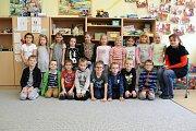 ZŠ Čerčany 1. C třídní učitelka Daria Heřmanová
