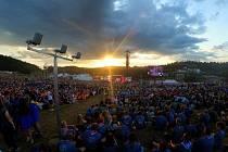 Největší skautské setkání Jamboree v Americe.