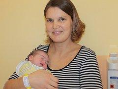 Laura Pottier se stala Nejsympatičtějším miminkem letošního března.