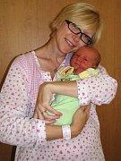 Druhý syn se narodil 11. 7. v 13.15 manželům Petře a Janovi Kinclovým z Prahy. Filip vážil 3,76 kg a měřil 52 cm. Doma se na něj těší bráška Matěj (4).