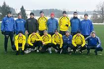 Fotbalisté Divišova se na soustředění v Bystřici pod Perštejnem nadřeli, ale také prožili super zážitek na biatlonu.
