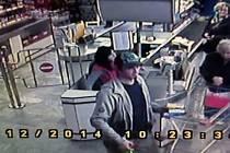 Pravděpodobný pachatel vloupání do rodinného domku v Jílovém u Prahy.