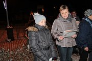 Česko zpívá koledy se konalo v Nesvačilech už počtvrté.
