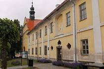 Klášter svatého Františka ve Voticích mohou zájemci navštívit i nyní, po předchozí domluvě.
