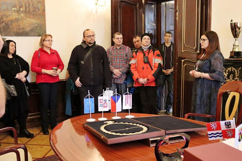 Den otevřených dveří na Krajském úřadě.