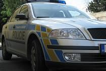 Falešné policejní auto mělo, na rozdíl od skutečného, střešní maják kratší a menší. Nesouhlasily ani polepy na kufru