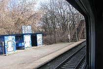 Osobní vlaky od Benešova přijíždí do Prahy od pondělí do středy odklonem.