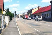 Benešovská ulice Na Chmelnici projde v létě rekonstrukcí.