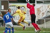 Benešov porazil v přípravě 3:0 juniorku Dukly Praha.