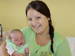 Slavnostním dnem pro Terezu a Martina Šimánkovy z Vlašimi je 16. červenec. V 18.07 se jim narodil prvorozený syn Matyáš. Na svět přišel s váhou 4,08 kilogramu a mírou 52 centimetrů.